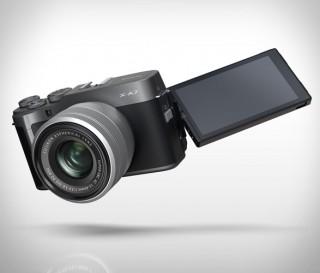 Câmera Fujifilm X-A7 - Imagem - 5