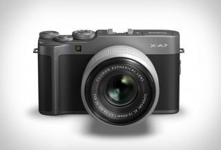 Câmera Fujifilm X-A7