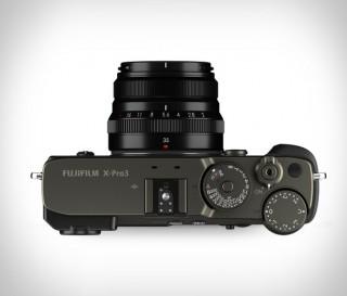 Câmera Fujifilm X-Pro3 - Imagem - 3