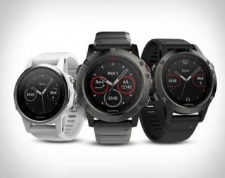 Relógio Fenix 5 - Garmin - Imagem - 2