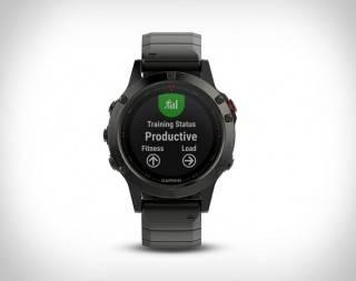 Relógio Fenix 5 - Garmin - Imagem - 3