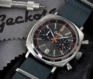 Relógio C1 Racing Chronograph   Geckota - Imagem - 3