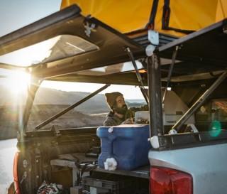 Tenda de Campismo para Carros - GFC Platform Camper - Imagem - 2