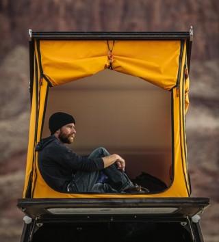 Tenda de Campismo para Carros - GFC Platform Camper - Imagem - 5