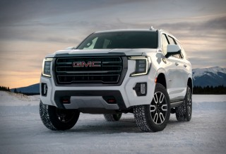 SUV GMC Yukon AT4
