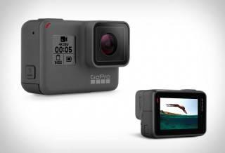 GoPro Hero5 com Controle de Voz