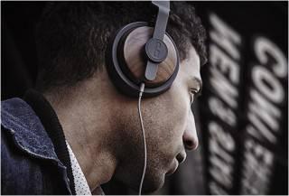 FONES DE OUVIDO DE MADEIRA - GRAIN AUDIO WOOD HEADPHONES