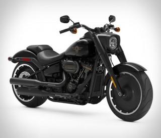A Harley Davidson está comemorando 30 anos da icônica motocicleta Fat Boy - Imagem - 5