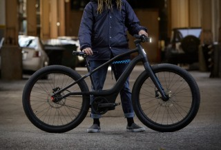 Bicicleta Elétrica Harley-Davidson Serial 1 eBicycles