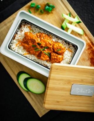 Marmita de Aquecimento Automático - Heatbox Self-Heating Lunchbox - Imagem - 2