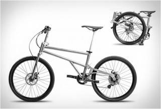 Bicicleta Dobrável - Helix