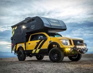 Pick-up Titan XD Camper | Hellwig Products - Imagem - 2