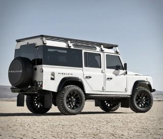 Land Rover Himalaya Defender 110 EV - Imagem - 4