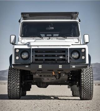 Land Rover Himalaya Defender 110 EV - Imagem - 2
