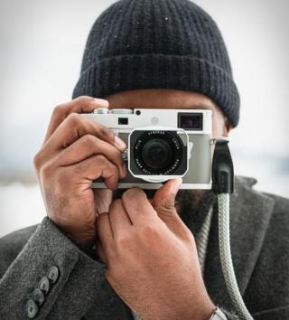 Câmera Hodinkee x Leica M10-P Ghost Edition - Imagem - 3