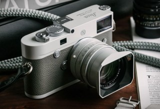 Câmera Hodinkee x Leica M10-P Ghost Edition