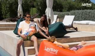 Sofá Inflável LayBag™