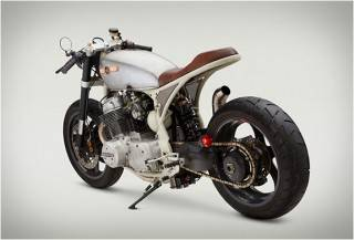 Moto Personalizada Honda Cb750 - Imagem - 4