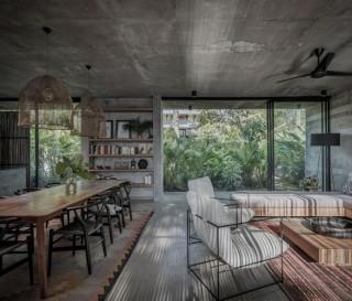 Casa de Concreto - House BK - Imagem - 4