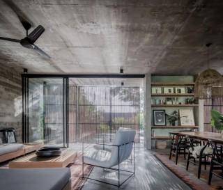 Casa de Concreto - House BK - Imagem - 2