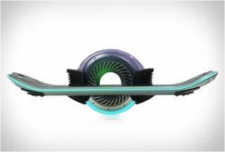 Lembra do filme De Volta Para O Futuro - Confira o Hoverboard