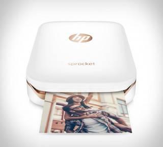 Impressora Portátil HP Sprocket Photo - Imagem - 2