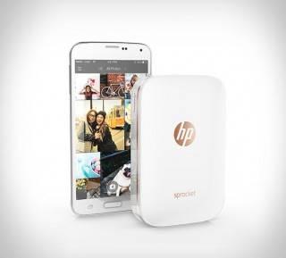 Impressora Portátil HP Sprocket Photo - Imagem - 3