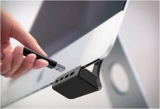 PORTAS USB PARA IMAC - HUBACK