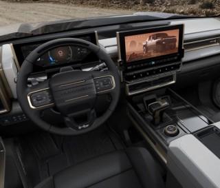 Picape Elétrica Hummer EV SUV - Imagem - 3