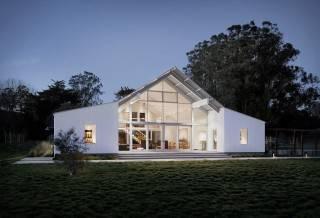 Arquitetura - Rancho Hupomone