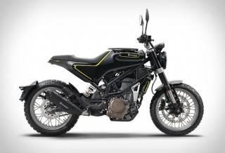 Moto Husqvarna 401