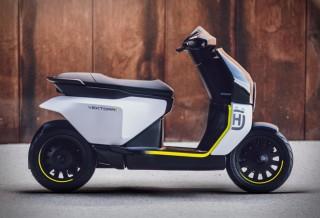 Scooter elétrica - HUSQVARNA VEKTORR