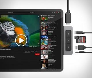 Hub Hyperdrive iPad Media - Imagem - 2