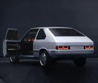 Hyundai Pony Heritage EV - Imagem - 5