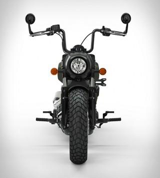 Moto INDIAN SCOUT BOBBER TWENTY - Imagem - 5