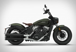 Moto INDIAN SCOUT BOBBER TWENTY