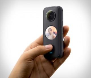 Câmera Digital de ação - Insta360 ONE X2 - Imagem - 4
