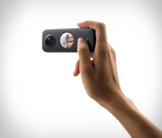 Câmera Digital de ação - Insta360 ONE X2 - Imagem - 2