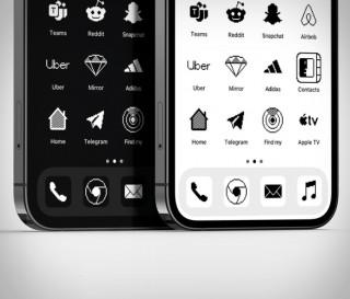 Ícones da tela inicial do iPhone - iOS Retro Icon Set - Imagem - 4