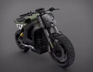 Motocicleta Elétrica Italian Volt - Imagem - 3