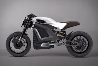 Motocicleta Elétrica Italian Volt