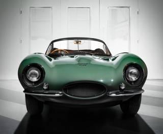 Jaguar XKSS - Imagem - 2