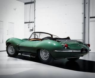 Jaguar XKSS - Imagem - 3