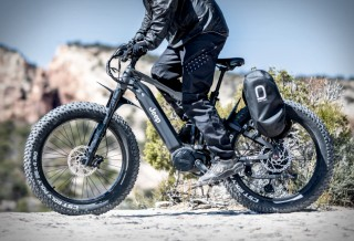 Bicicleta Elétrica da Jeep