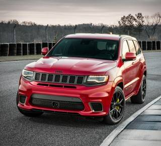 Jeep Grand Cherokee - Imagem - 2