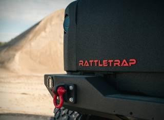 Jeep Wrangler Rattletrap Personalizado - Imagem - 5