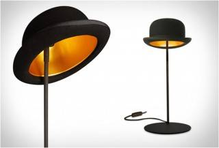 LÂMPADA CHAPÉU - JEEVES TABLE LAMP