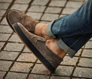 sapatos de camurça ecológicos - Astorflex - Imagem - 4