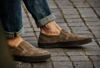 sapatos de camurça ecológicos - Astorflex