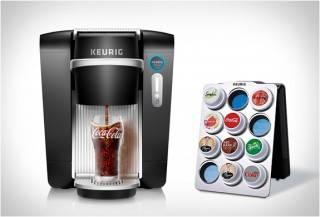 Máquina de Bebidas Keurig Kold - Permite que você faça refrigerantes de verdade na sua própria casa